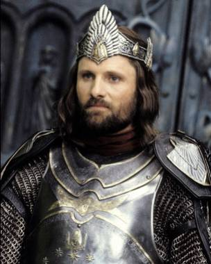 Tolkien's fictional king Aragorn was the archetype of the powerless ruler - slave to his desire to do good.